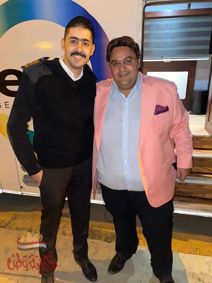 محمود الشرقاوى ضابط شرطة فى اللعبة 2